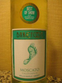 Barefoot Moscato White Wine