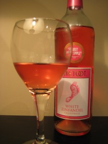 Barefoot Sweet White Wine