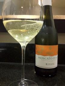 Moscato d'Asti Wine