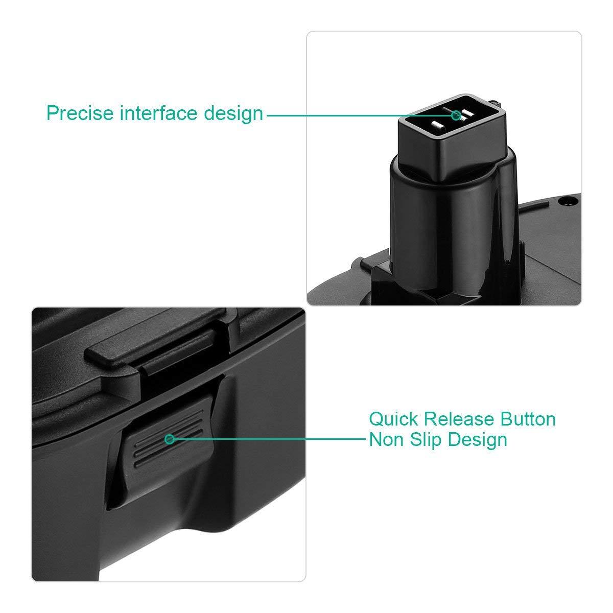 hight resolution of firstpower 18v replacement battery for dewalt dc9096 de9039 de9095 de9096 de9098 dw9095 dw9096 dw9098 de9503