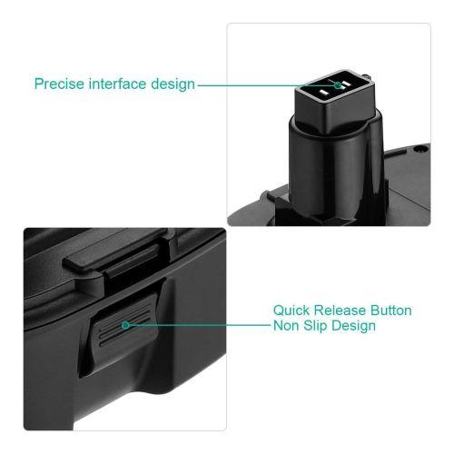 small resolution of firstpower 18v replacement battery for dewalt dc9096 de9039 de9095 de9096 de9098 dw9095 dw9096 dw9098 de9503