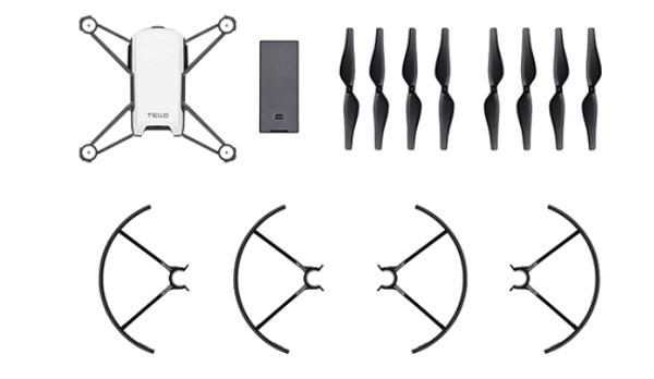 Tello, a super cheap mini drone with DJI technology