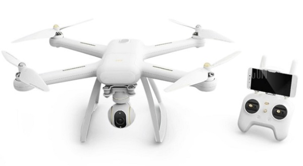 Great deal for the Xiaomi Mi drone - April 2018