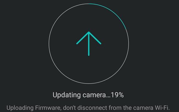 Xiaomi Mijia 4K Mini review: Firmware update
