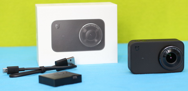 Xiaomi Mijia 4K Mini review: Package content