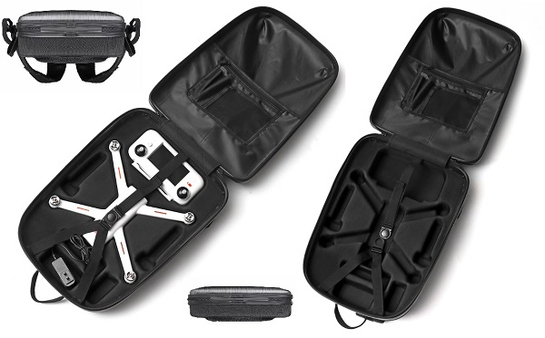 Xiaomi FIMI A3 drone backpack details