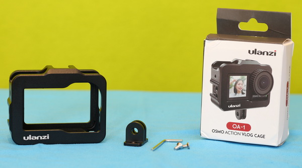 Osmo Action Accessories review: Vlog case