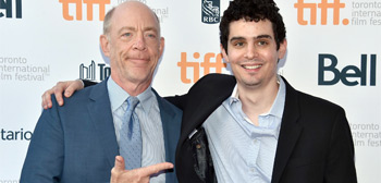 Image result for jk simmons damien chazelle
