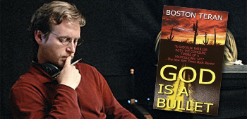 Ehren Kruger Adapting Boston Terans God Is a Bullet