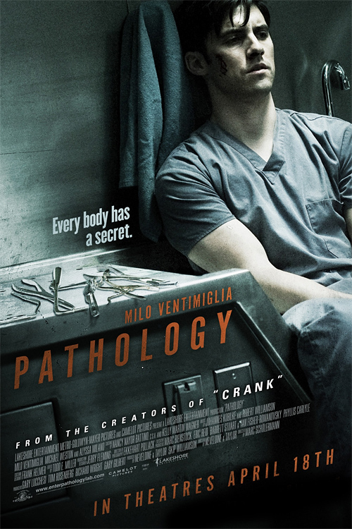 Ted Grey in Pathology