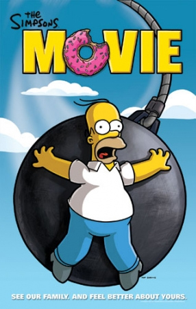 Homer Simpson Wallpaper Hd New Set Of The Simpsons Movie Posters Firstshowing Net