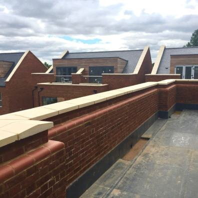 Roof Top View Plot 14