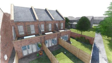 Plots 1-2 and 3 Rear
