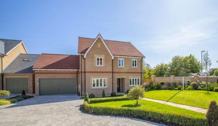 Show Home Front view