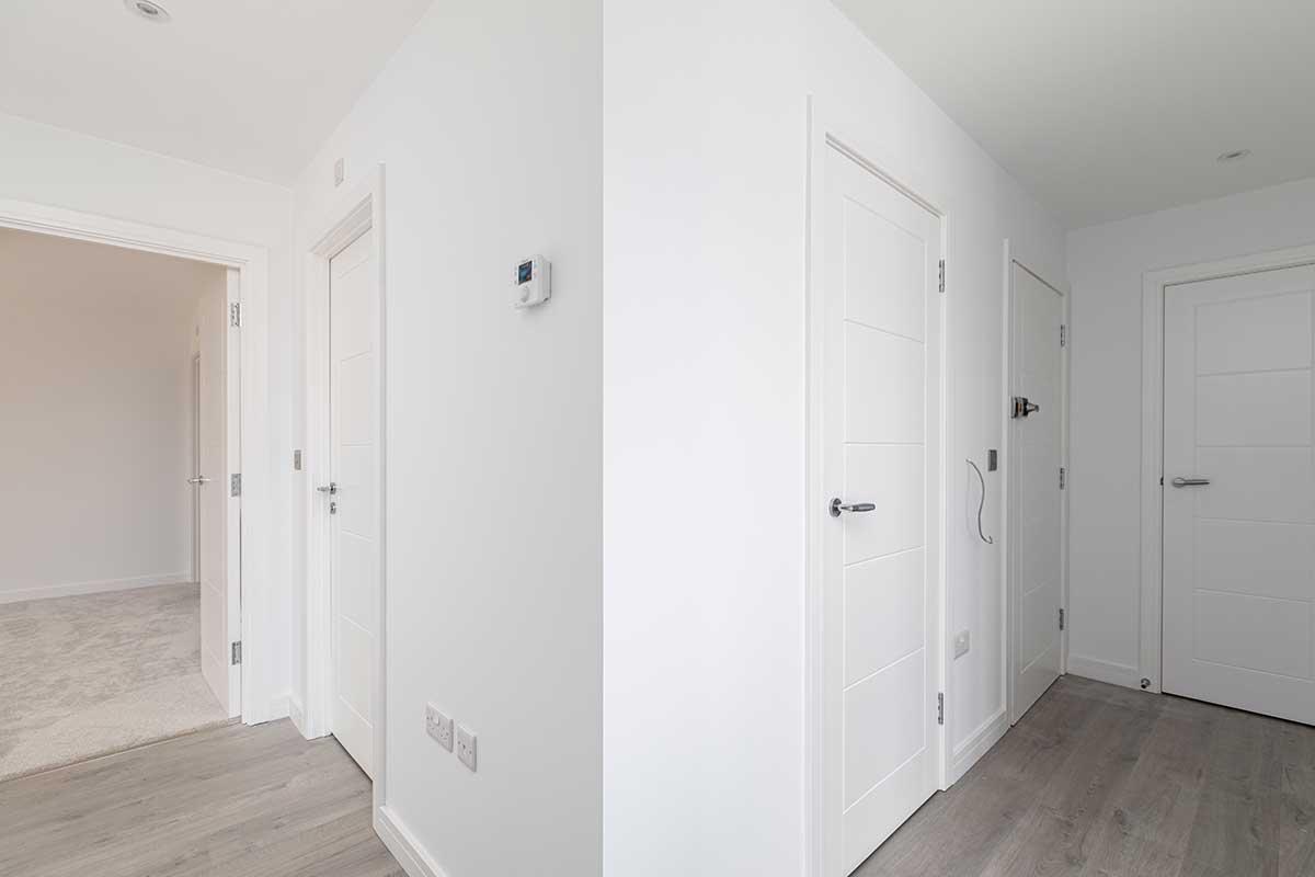 Astoria House Plot 10 Hallway