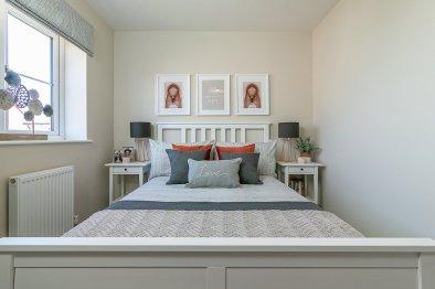 Plot 11 South Paddock Bedroom 2