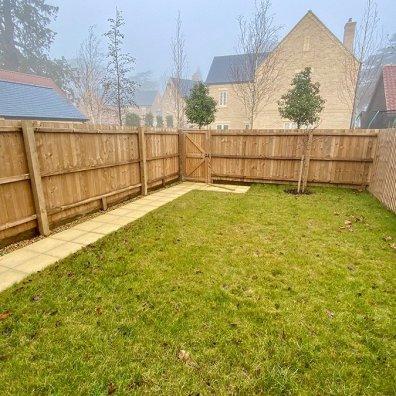 Plot 33 Garden