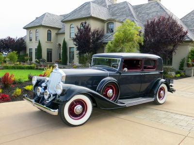 1933-Pierce-Arrow-1236-Salon-Club-Sedan-Cameron-Park-California