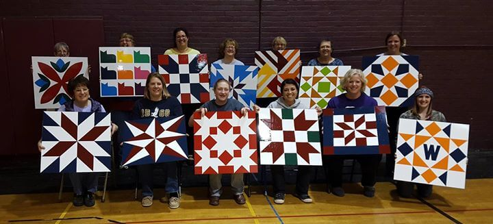 Picture of Barns & Brews Barn Quilt Painting Class