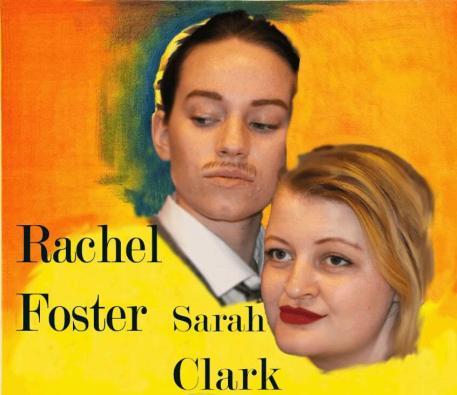 Rachel Foster and Sarah Clark