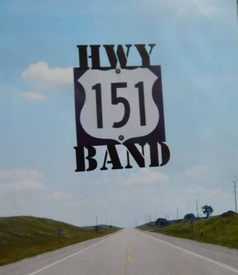 Highway 151 Band's logo