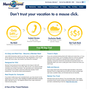 Member Travel