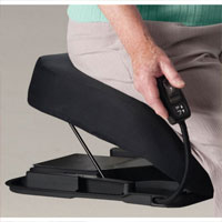 folding chair for massage cushion shaker style chairs cushions & sitting comfort   healthy living firststreet