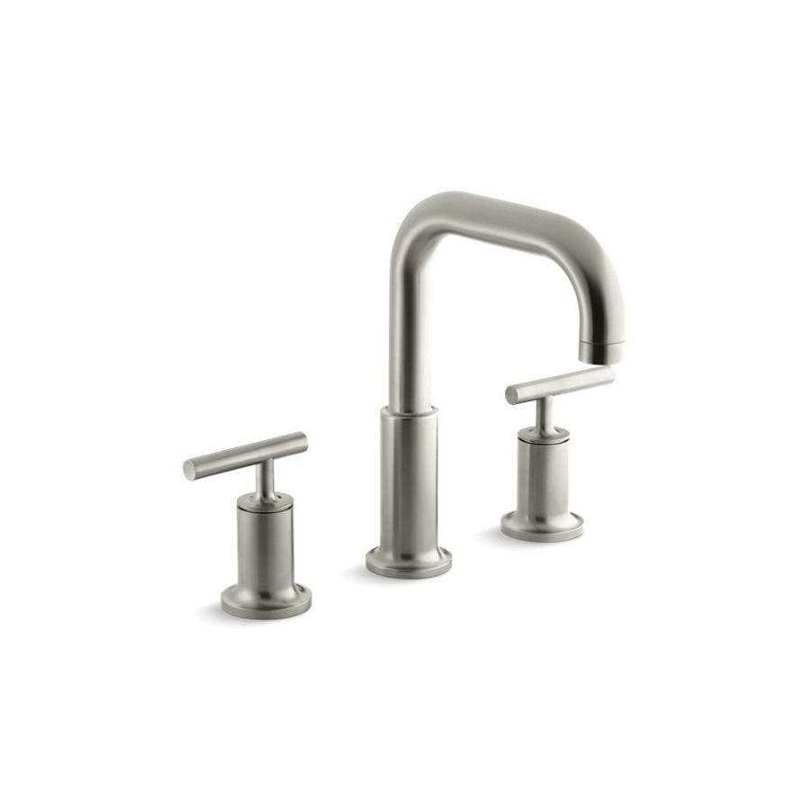kohler t14428 4 bn bath tub faucet