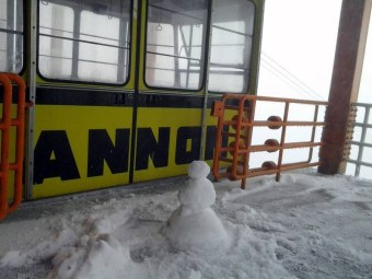 Cannon Mountain, N.H. on Saturday