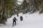 Diehards get at it on Sunday at Jay Peak Resort in Vermont