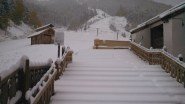 Five inches of new snow in Red River (photo: Red RIver Ski Area)
