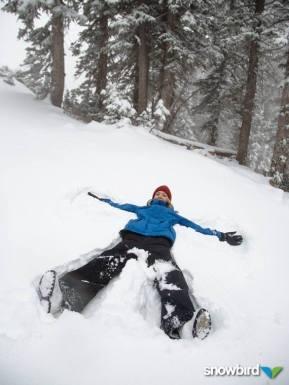 At Snowbird, Utah on Sunday. (photo: Snowbird Ski and Summer Resort)