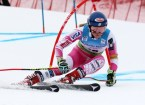 Mikaela Shiffrin (USA) competes in the first run of the Giant Slalom during the Audi FIS Ski World Cup at Killington in central Vermont. Shiffrin logged in the eighth fastest time at 1:00.62. (FTO photo: Martin Griff)