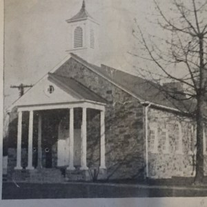 Christ Reformed Church built in 1937