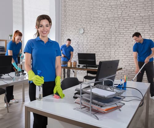 First Up Cleaning Services Weekly And Monthly Cleaning