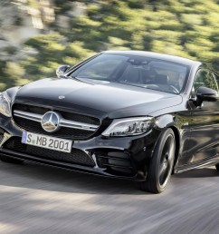 the revamped mercedes c class coupe and cabriolet have now gone on sale  [ 2273 x 1517 Pixel ]