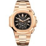 Replica Patek Philippe Nautilus Rose Gold Chronograph 5980/1R-001 – Patek Philippe Clone Watches