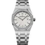 Replica Audemars Piguet Royal Oak Diamonds Ladies 67651ST.ZZ.1261ST.01 – Audemars Piguet Clone Watches