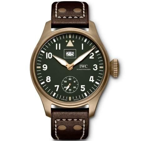 Replica IWC Big Pilot Big Date Spitfire Mission Accomplished IW510506 - IWC Clone Watches