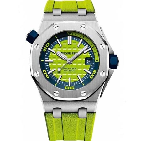 Replica Audemars Piguet Royal Oak Offshore Diver 15710ST.OO.A038CA.01 - Audemars Piguet Clone Watches
