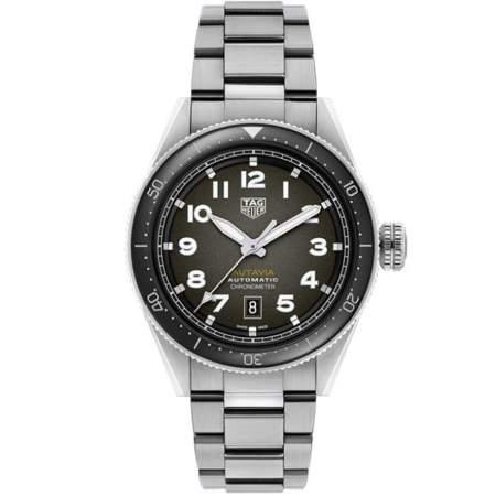 Replica TAG Heuer Autavia Calibre 5 Chronometer WBE5114.EB0173 - TAG Heuer Clone Watches