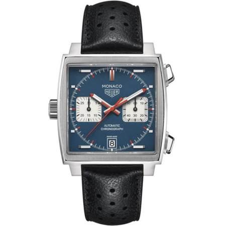 Replica TAG Heuer Monaco Calibre 11 Steve McQueen 39mm CAW211P.FC6356 - TAG Heuer Clone Watches