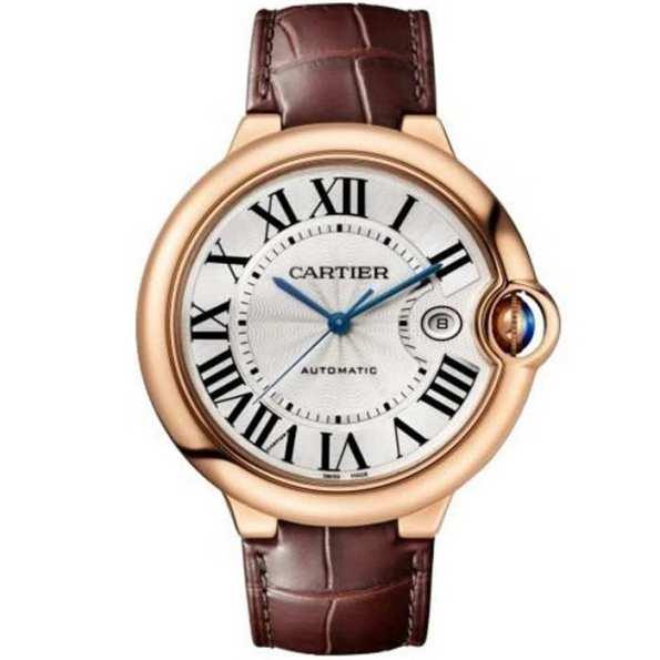 Replica Cartier Ballon Bleu de Cartier 42mm Pink Gold WGBB0030 – Cartier Clone Watches
