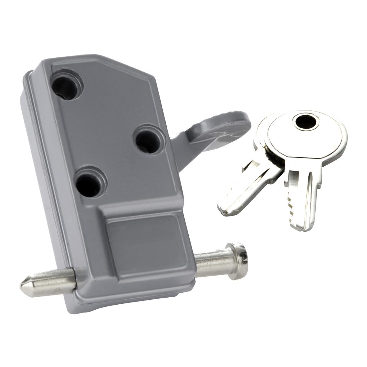 Keyed Patio Door Lock