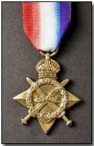 First World War.com - Encyclopedia - 1914-15 Star