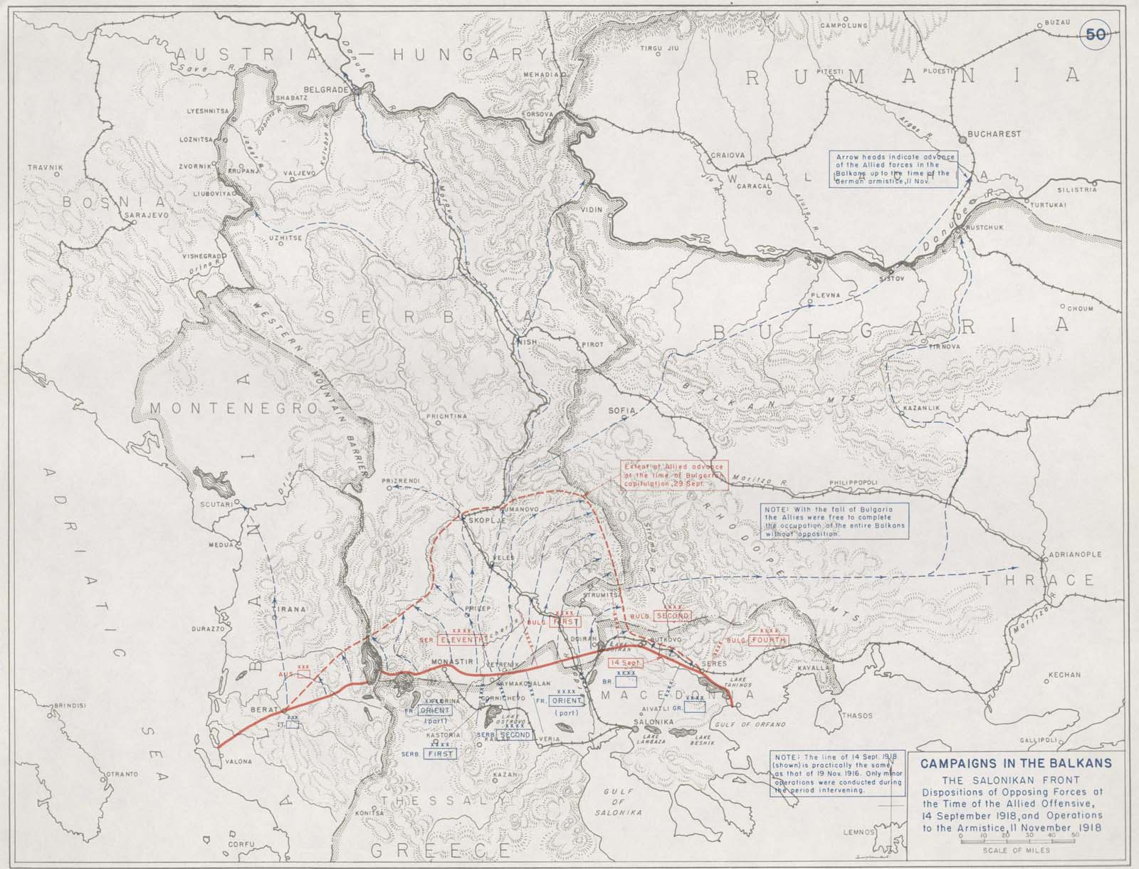 Ww1 Macedonian Campaign Part 1 Road To Prilep