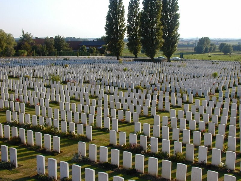 Image result for tyne cot