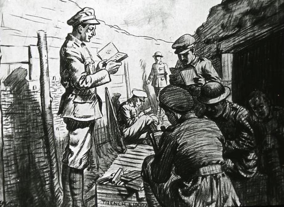 International Society For First World War Studies News Feed