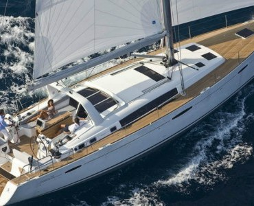 "Nová kráska v našej flotile – Beneteau Oceanis 58 ""Axiera"""