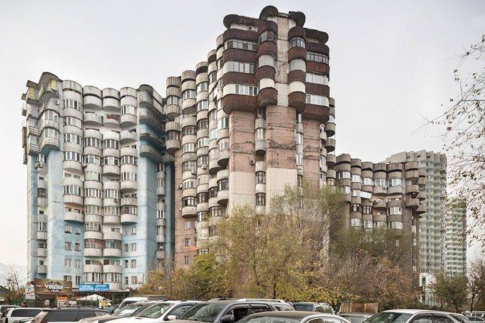 27. Aul konut kompleksi, Almatı, Kazakistan, 2019